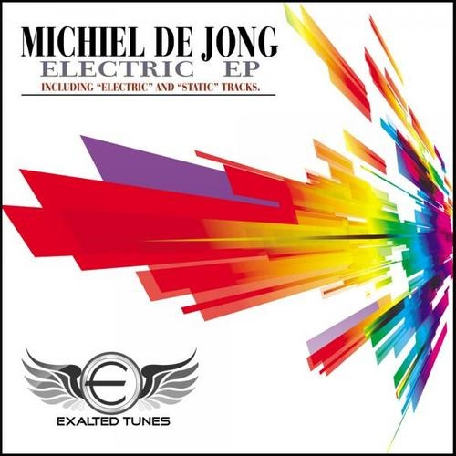 "One of Michiel de Jong's earlier releases ""Electric EP"" and it's support list  (Exalted Tunes / Straight Up!)"