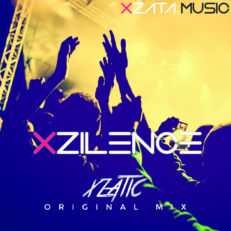 Xzatic – Xzilence (Original Mix), preview now available on YouTube!