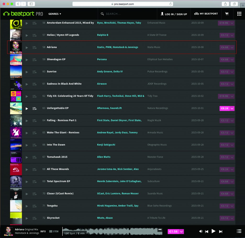 Home recordlabel for trance house edm for Top charts house music