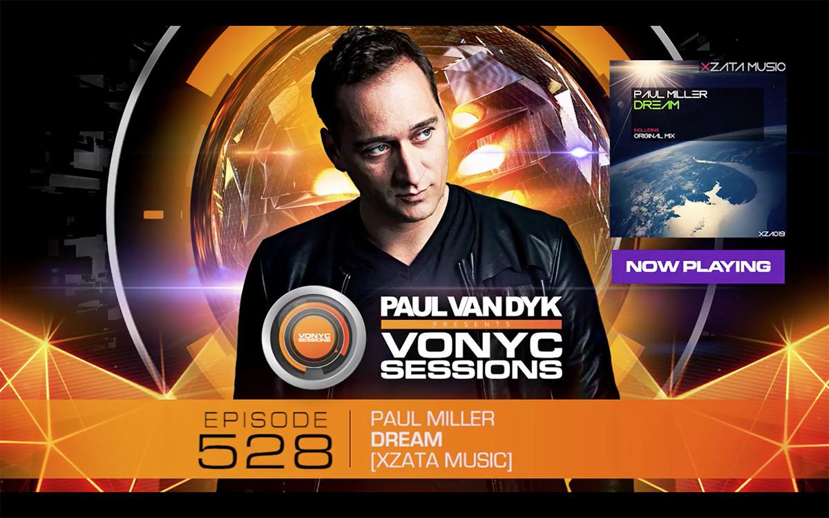 Paul van Dyk supports Xzata Music