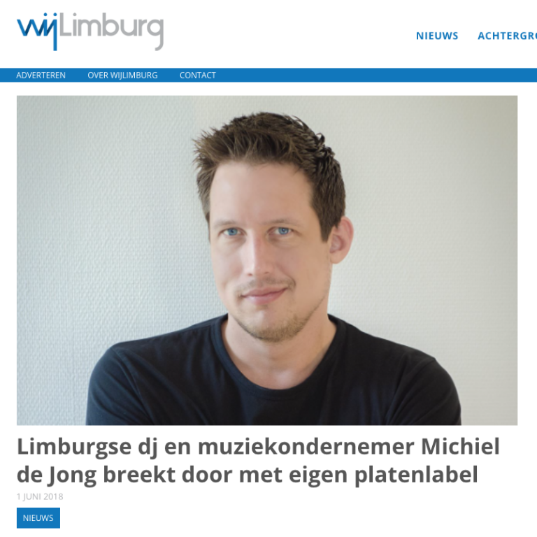 Xzata Music Featured in WijLimburg