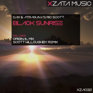 Dax & Atragun vs Ric Scott – Black Sunrise
