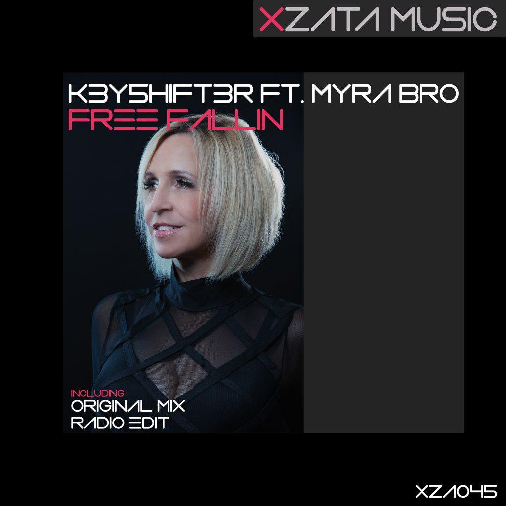 K3Y5HIFT3R ft. Myra Bro - Free Fallin