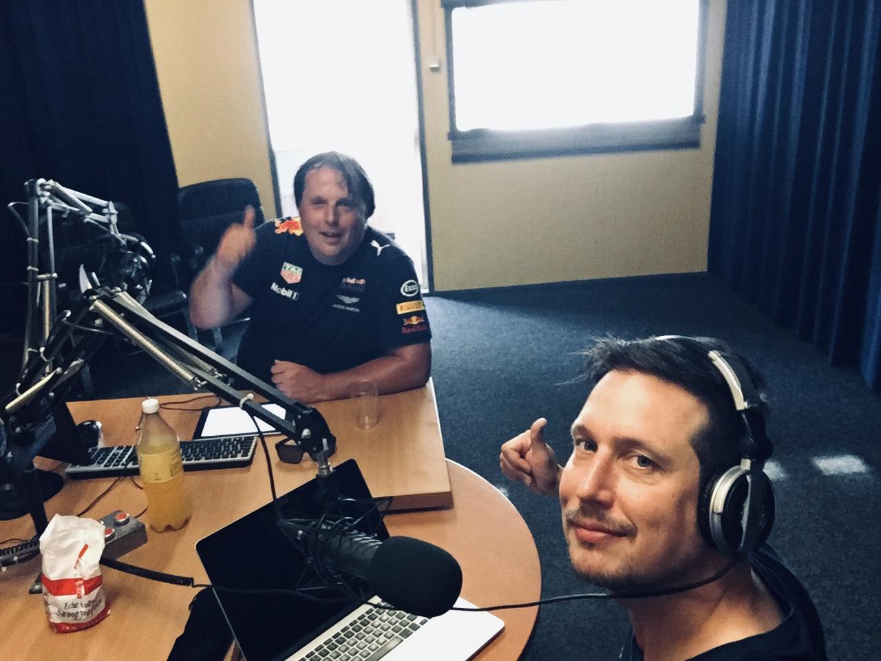 Xzatic – Live At RTW FM, NL