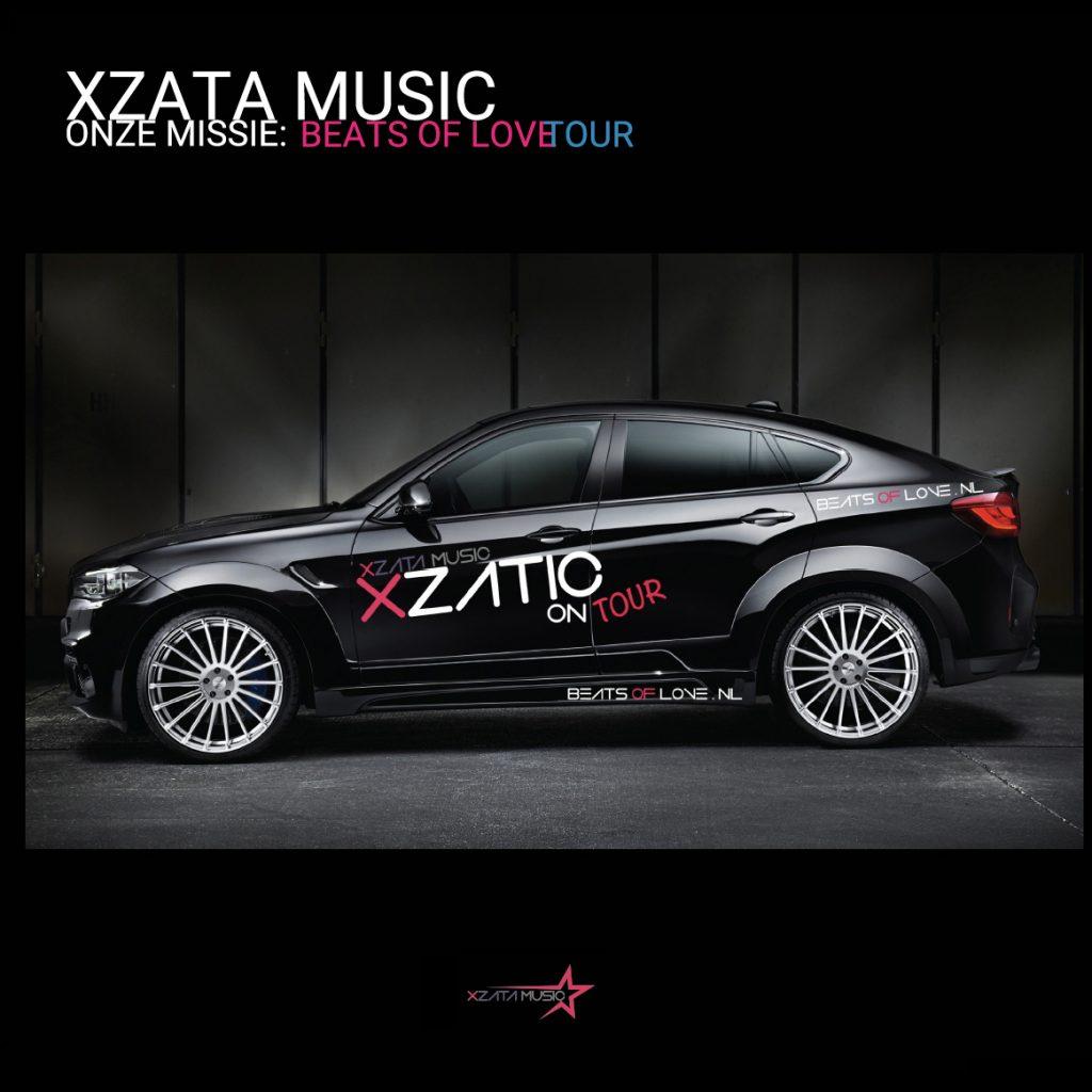 Beats Of Love Car
