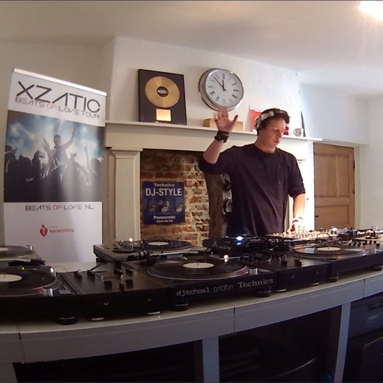 Xzatic Presents Beats Of Love [007] Live at DJDay, Ransdaal