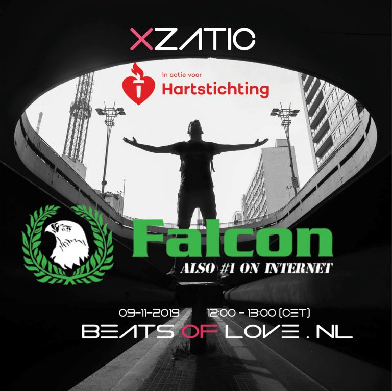Xzatic Presents Beats Of Love [012] Live at Falcon Radio