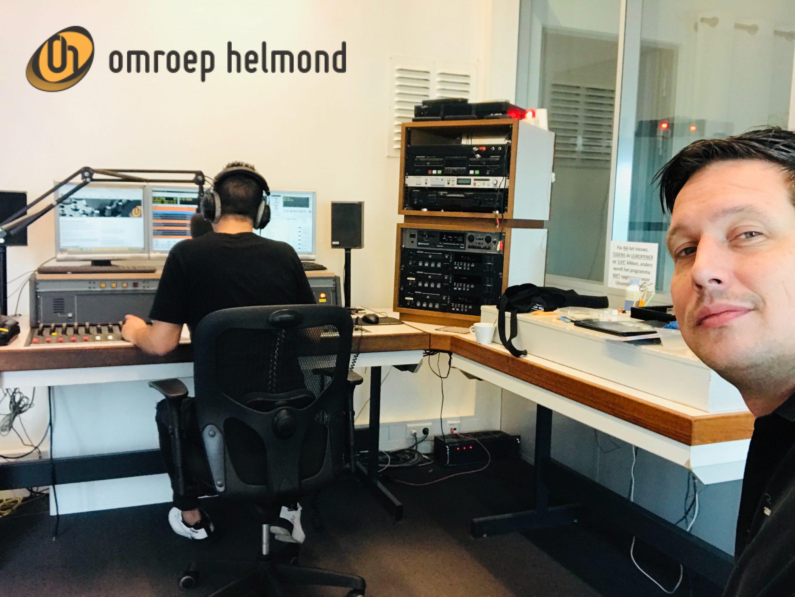 Xzatic Presents Beats Of Love [013] Live at Omroep Helmond