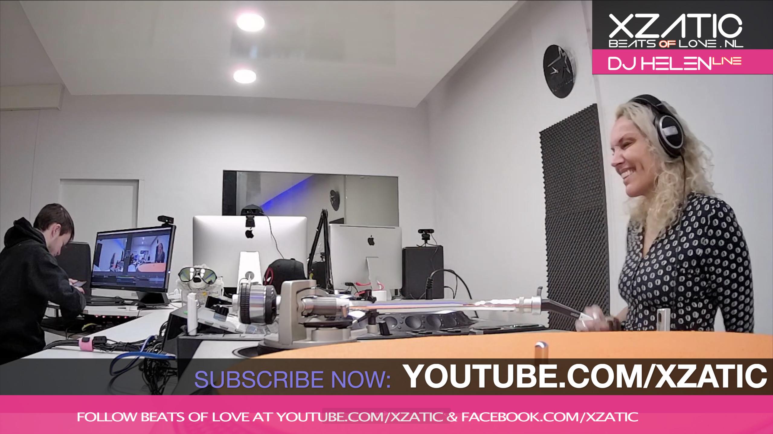 Xzatic Presents Beats Of Love [025] DJ Helen Guest Mix