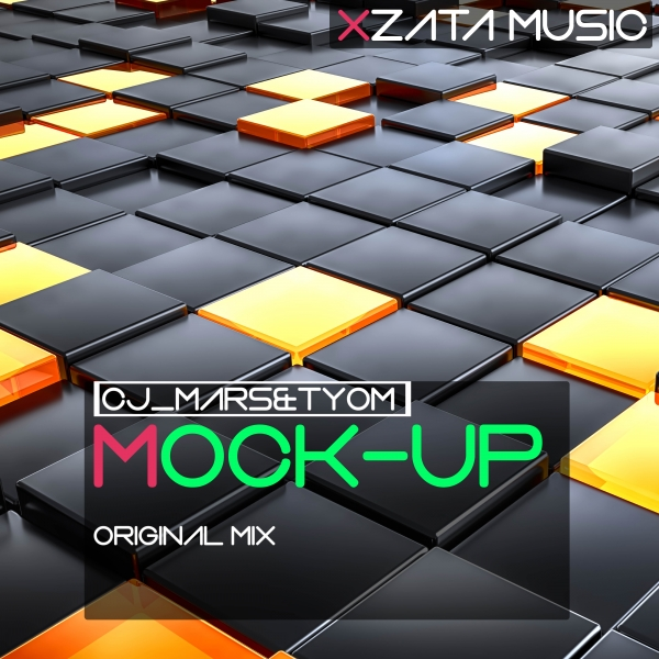 Mock-Up out NOW on Xzata Music!