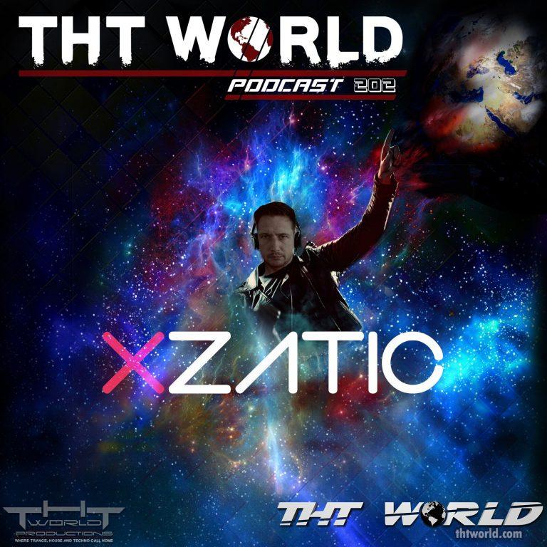 Xzatic Presents Beats Of Love [001] Live at THT World Seattle USA