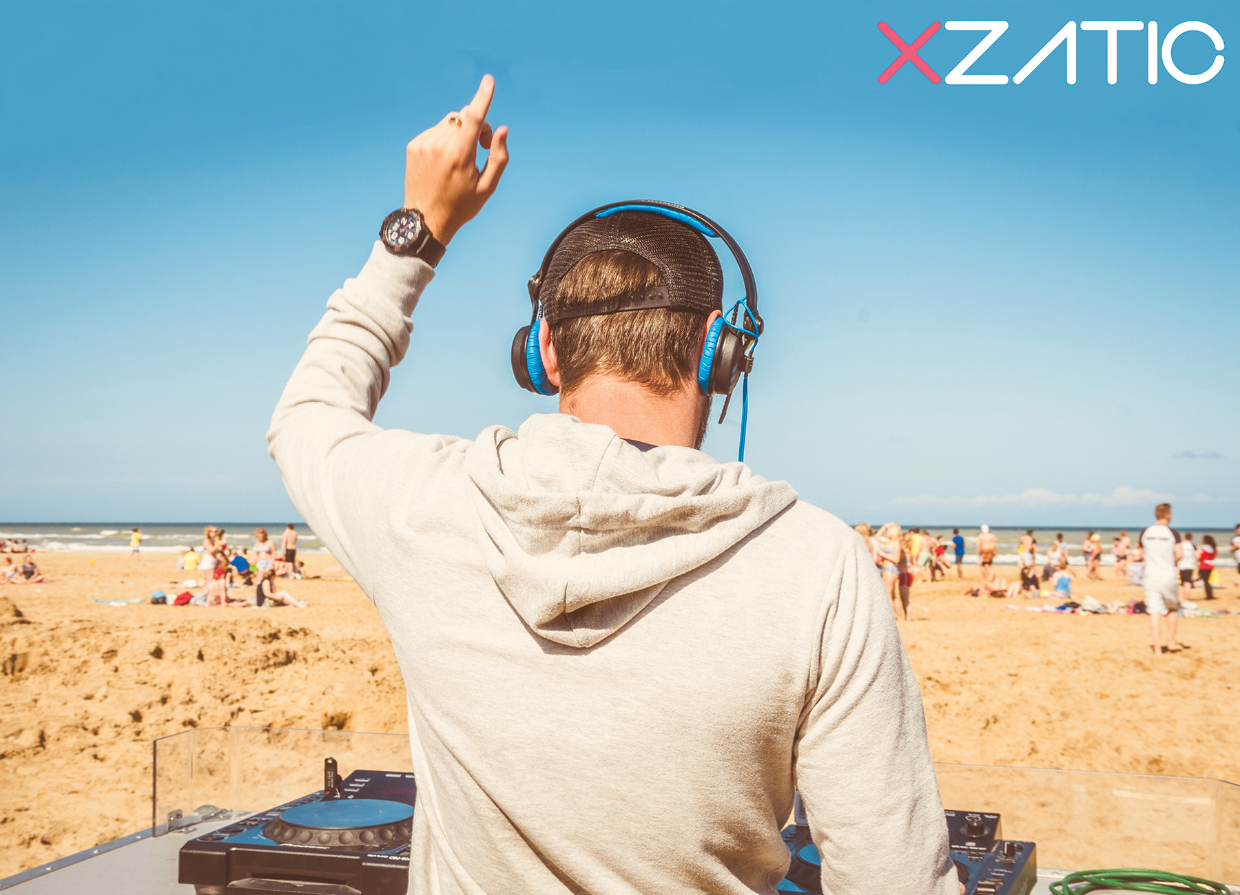 Summertime With Xzatic