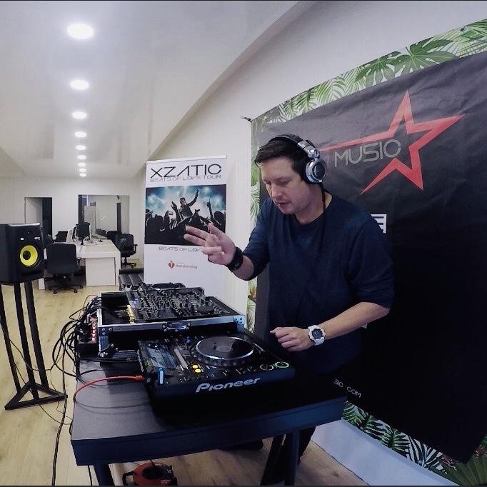 Xzatic Presents Beats Of Love [004] Live at Xzata Music, Geleen