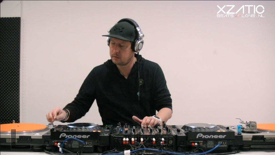 DJ XZATIC; Show Must go on!